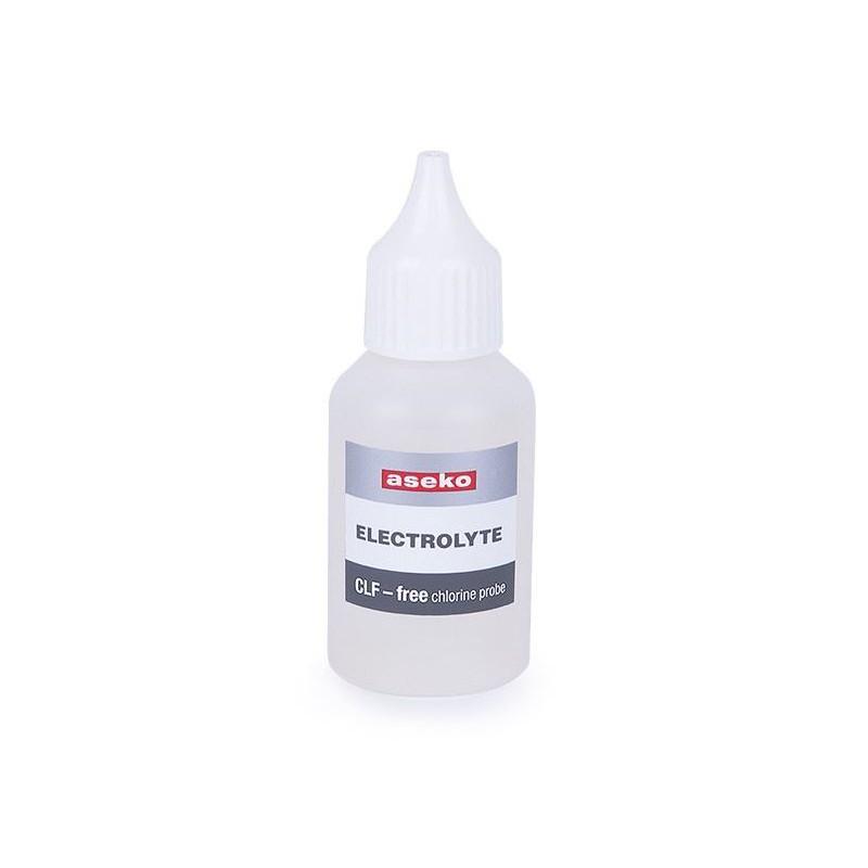 électrolyte pour sonde clf