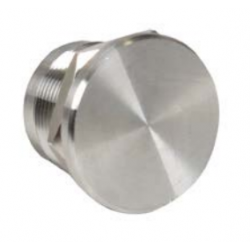 bouton piezo électrique en inox