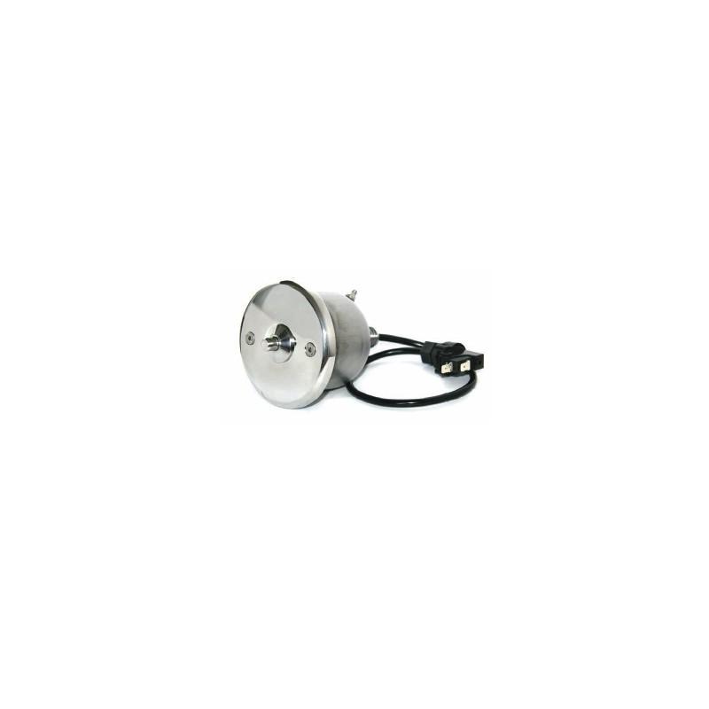 boîtier immergé avec bouton pneumatique en inox