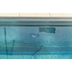 projecteur led dans piscine