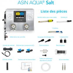 électrolyseur et régulation ph piscine redox