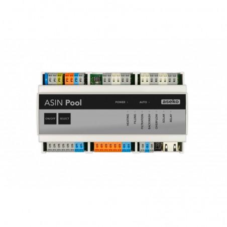 Aseko Asin Pool contrôleur LAN piscine